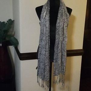 Copper Key scarf